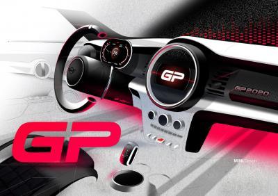 Mini John Cooper Works GP (2020) | Le design de la sportive en photos