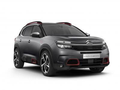 Citroën C5 Aircross C-Series | Les photos du SUV en série spéciale