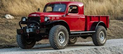 Dodge Power Wagon by Legacy | Les photos du truck américain restomod