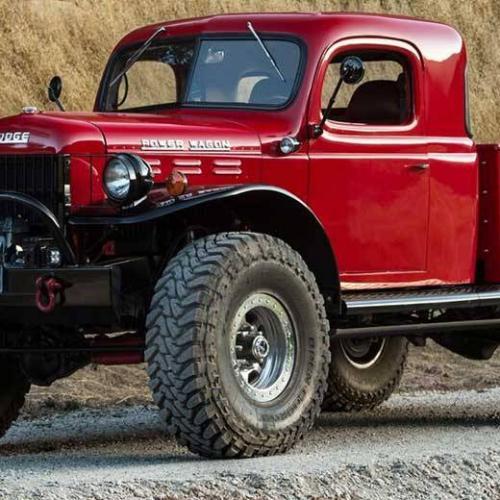 Dodge Power Wagon by Legacy | Les photos du truck américain restomod