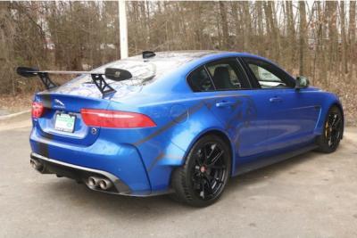 Jaguar XE Project 8 | Les photos des modèles en vente aux US