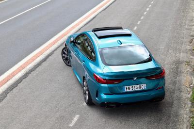 BMW M235i xDrive Gran Coupé | Toutes les photos de notre essai de la berline « fastback » à Reims
