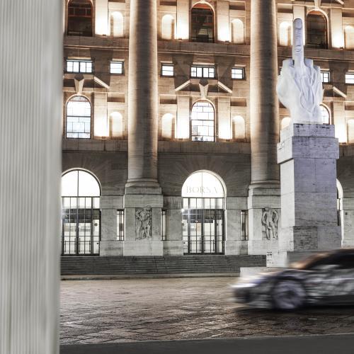 Maserati MC20 | Les dernières photos du prototype de la supercar à Milan