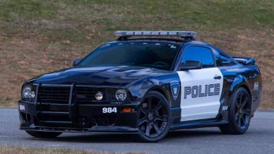 "Ford Mustang Saleen S281 Extreme ""Barricade"" Police 
