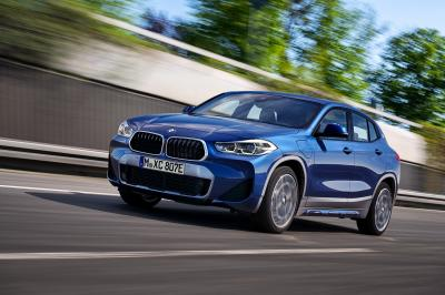 BMW X2 xDrive25e | Les photos du SUV Coupé hybride rechargeable