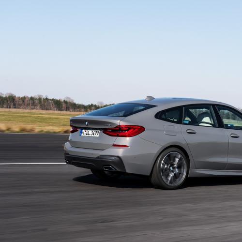 BMW Série 6 Gran Turismo restylée (2020) | Les photos de la familiale de luxe