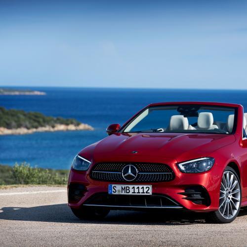 Mercedes Classe E Coupé et Cabriolet (2020) | Les photos officielles du restylage