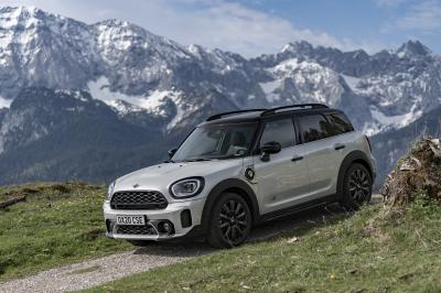 Mini Countryman (2020) | Les photos officielles du SUV restylé