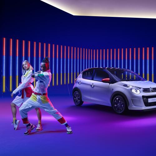 Citroën C1 JCC+ | Les photos officielles de la citadine décorée par Jean-Charles de Castelbajac