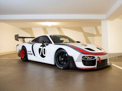 Porsche 935 (2020) | Les photos de la rareté à vendre aux enchères