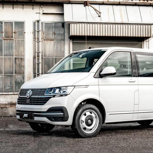 ABT e-Transporter 6.1 | Les photos du kit carrosserie de l'utilitaire Volkswagen