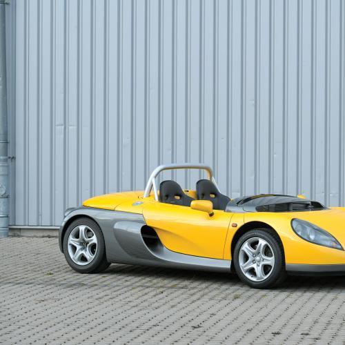 """Renault Sport Spider   Les photos de la """"barquette"""" française de la collection Petitjean"""