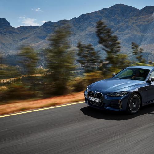 BMW Série 4 Coupé | les photos officielles du coupé au fort caractère