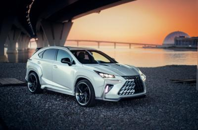 Lexus RX et NX par SCL Global Concept | Les photos des kits carrosserie