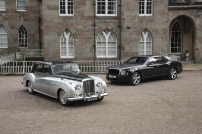 Bentley V8 6.75 | Les photos des derniers instants du bloc iconique en production