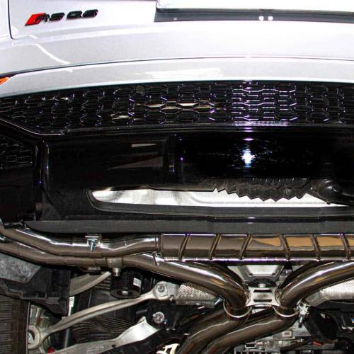 Audi RS Q8 by Wheelsandmore | Les photos du SUV Coupé surgonflé