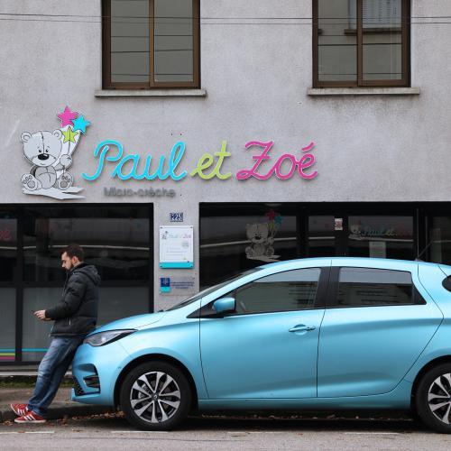 Nouvelle Renault Zoé : le grand saut