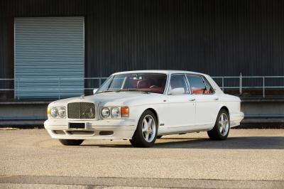 Bentley Turbo RT | Les photos de la limousine en vente chez RM Sotheby's