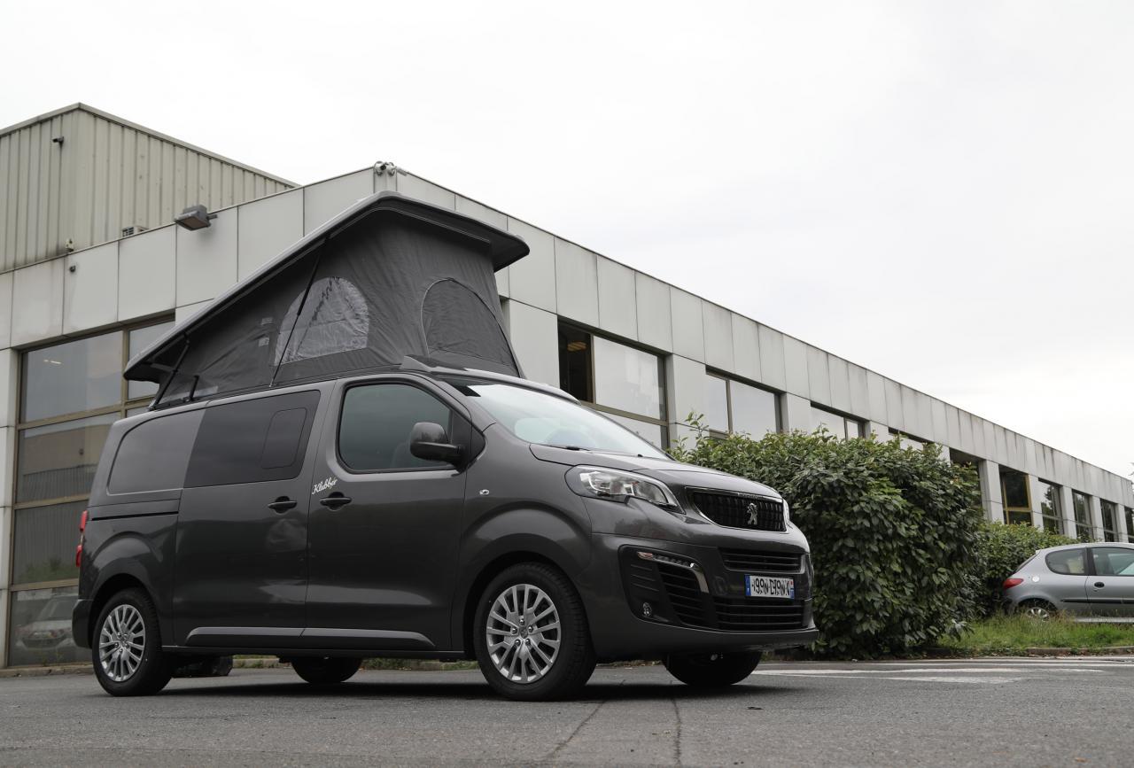 Klubber Version Peugeot Expert Nos Photos Du Van Amenage
