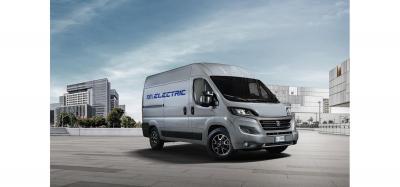 Fiat E-Ducato (2020) | Les photos de l'utilitaire 100% électrique