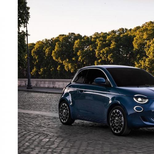 Nouvelle Fiat 500 (2020) | Les photos officielles de la citadine à hayon