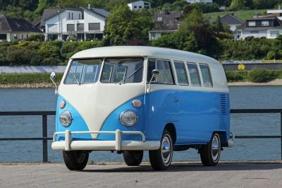 Volkswagen T1 Bulli : toutes les photos du modèle de 1964 restauré