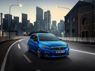 Peugeot 308 (2020) | Les photos de la nouvelle teinte de la compacte
