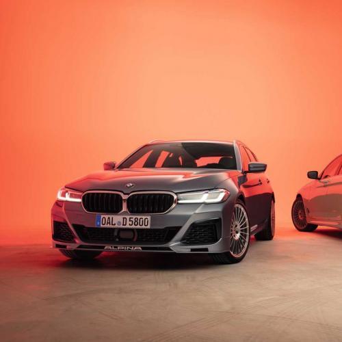 Alpina B5 et D5 S | Les photos officielles de la BMW Série 5 modifiée
