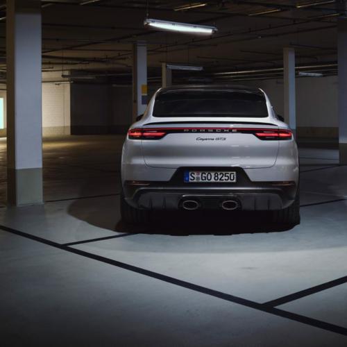 Porsche Cayenne GTS   Les photos officielles