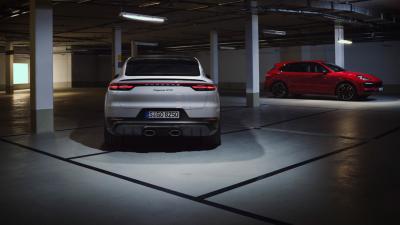 Porsche Cayenne GTS | Les photos officielles