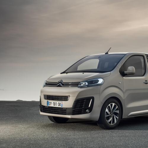 Nouveau Citroën ë-Space Tourer | Les photos officielles du van français 100% électrique