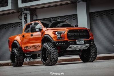 Ford Ranger Raptor | Les photos des pick-up modifiés en F-150 Raptor