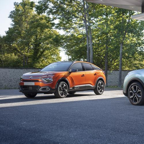 Nouvelles Citroën C4 et ë-C4 | Les photos officielles de la compacte thermique et électrique