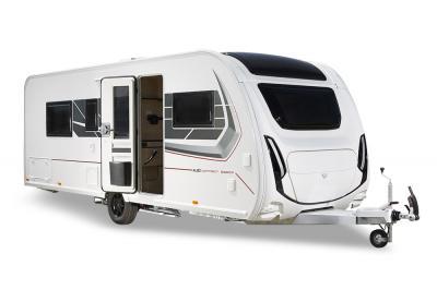 Sterckeman Alize Connect 520 CP | les photos officielles de la caravane