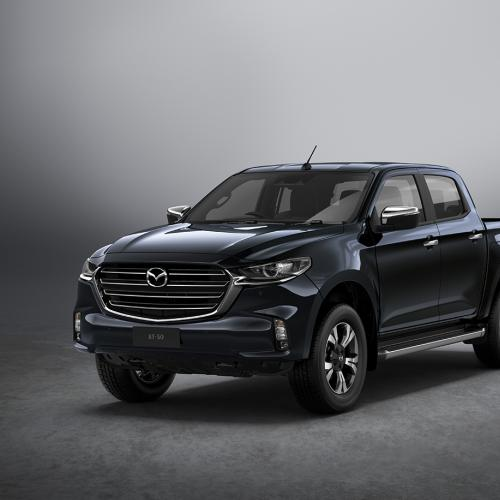 Mazda BT-50 (2020) | Les photos du pick-up japonais