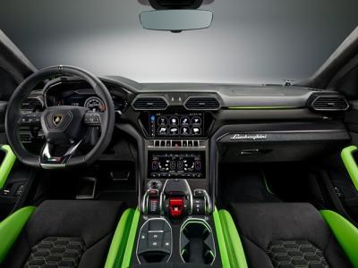 Lamborghini Urus | les photos officielles de l'Urus Pearl Capsule