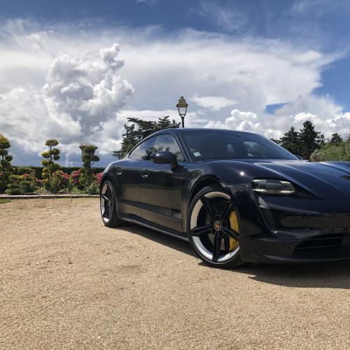 Porsche Taycan | les photos de notre essai du vaisseau amiral électrique