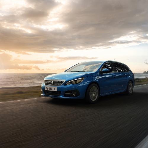 Peugeot 308 Roadtrip (2020) | Les photos officielles de la série spéciale