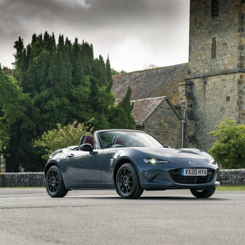 Mazda MX-5 R-Sport | Les photos officielles de la série limitée