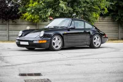 Porsche 911 Carrera RS 1992 | Les photos de la sportive allemande