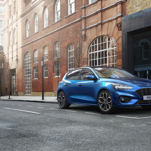 Ford Focus mHEV | Les photos officielles de la compacte