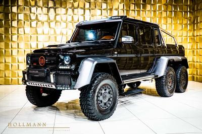 Mercedes G 63 AMG 6x6 by Brabus | Les photos du modèle en vente chez Hollmann International