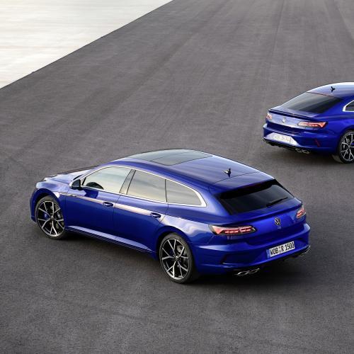 Volkswagen Arteon 2020 | les photos officielles