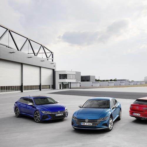 Volkswagen Arteon Shooting Brake | les photos officielles