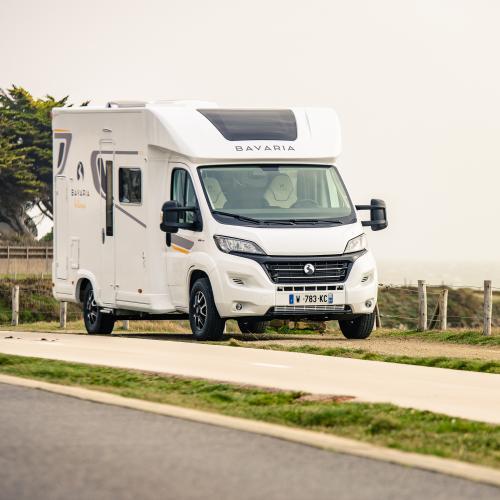 Bavaria T626D Intense   les photos officielles du camping-car profilé ultra-compact