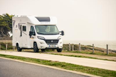 Bavaria T626D Intense | les photos officielles du camping-car profilé ultra-compact