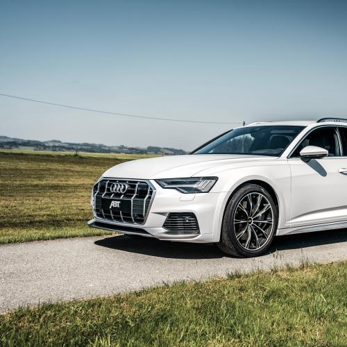Audi A6 Allroad par ABT Sportsline | Les photos du break baroudeur préparé
