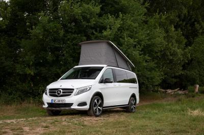 Marco Polo VP Gravity | Les les photos officielles du camping-car préparé par Hartmann