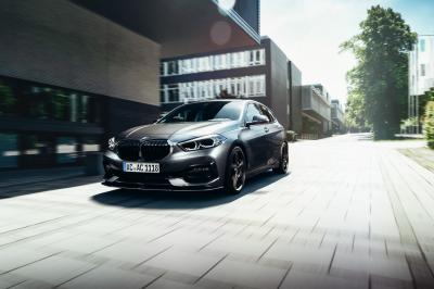 BMW Série 1 by AC Schnitzer | Les photos de la compacte en mode tuning