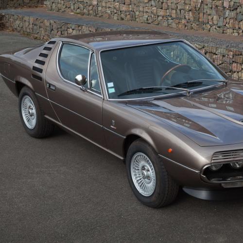 Alfa Romeo Montreal | Les photos de la sportive italienne de 1970